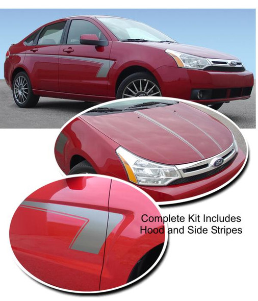 Swift Decal Kit for 08-11 Focus