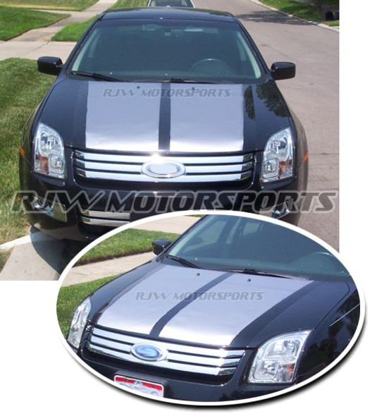 Hood Decals for 06-09 Ford Fusion