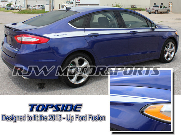 Topside Stripes for Ford Fusion