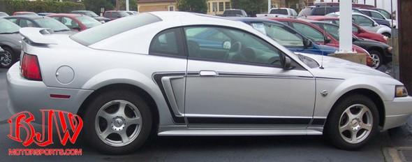 C-Stripe for 1999-2004 Mustang