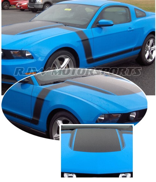 Dominator Stripes for 2010-2012 Mustang
