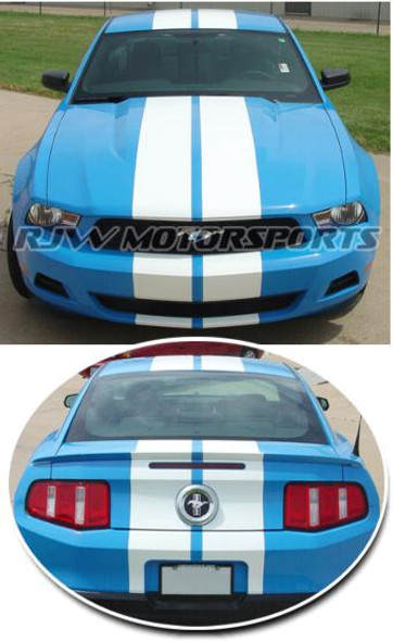 Racing Stripes for 2010-2012 Mustang