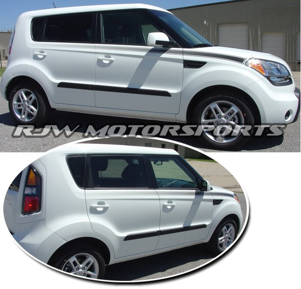 Ensoul Decal Kit for Kia Soul