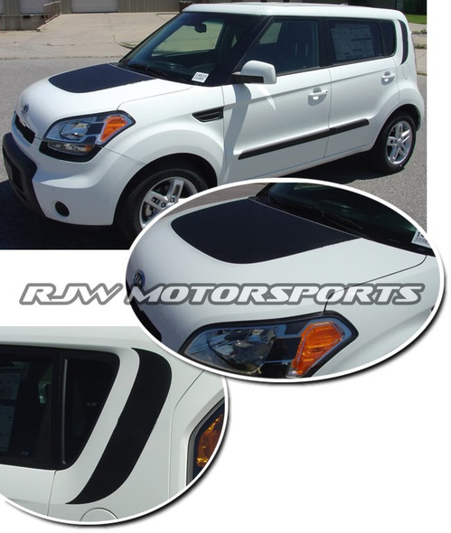 Soul Patch Decal Kit for Kia Soul