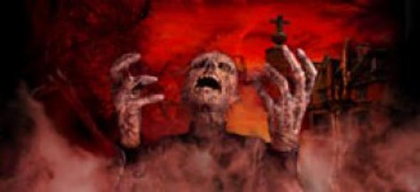 Arisen Zombie