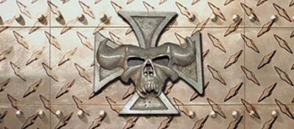 Skull of Steel