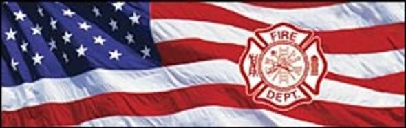 U.S. Flag Maltese Cross