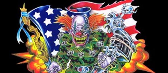 Vengeance Clown
