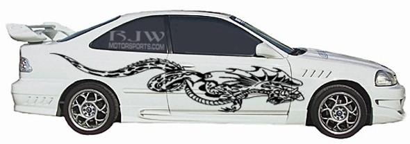 Dragon Decal 003