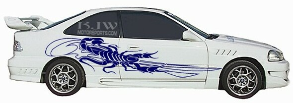Scorpion Decal 01