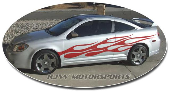 Flames Decal 01