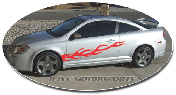 Flames Decal 03