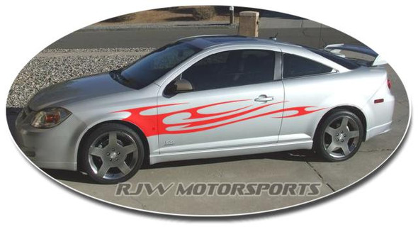 Flames Decal 06