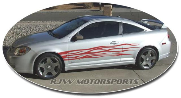 Flames Decal 09