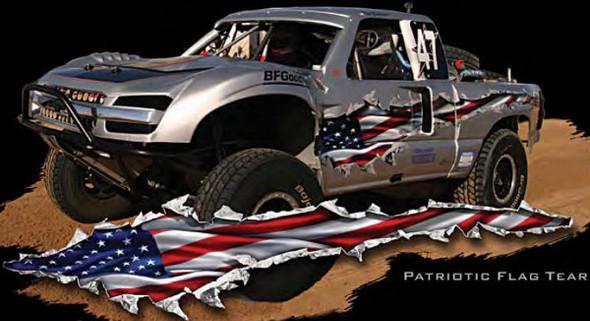 Patriotic Tear