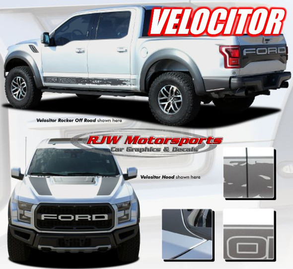 Raptor Velocitor Decal Kit