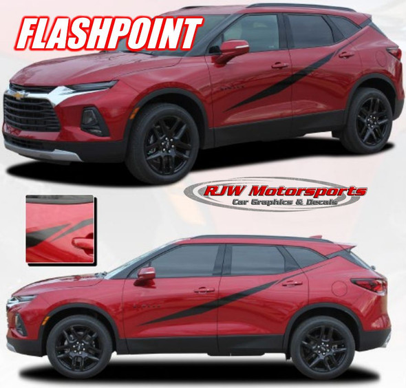 Blazer Flashpoint Decal Kit