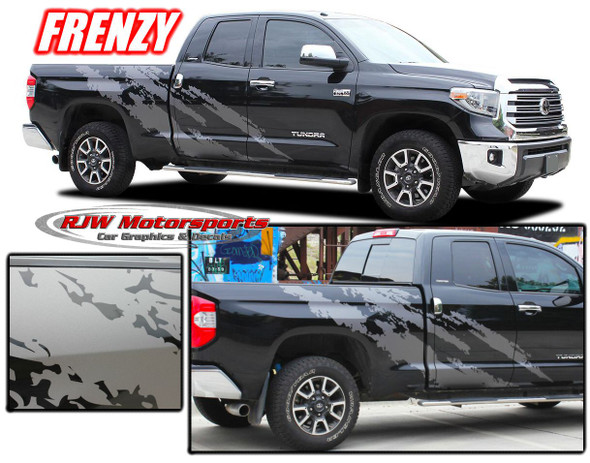 2014-Up Toyota Tundra Frenzy Decals