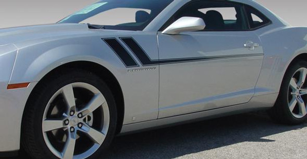 Track Decal Kit for Camaro