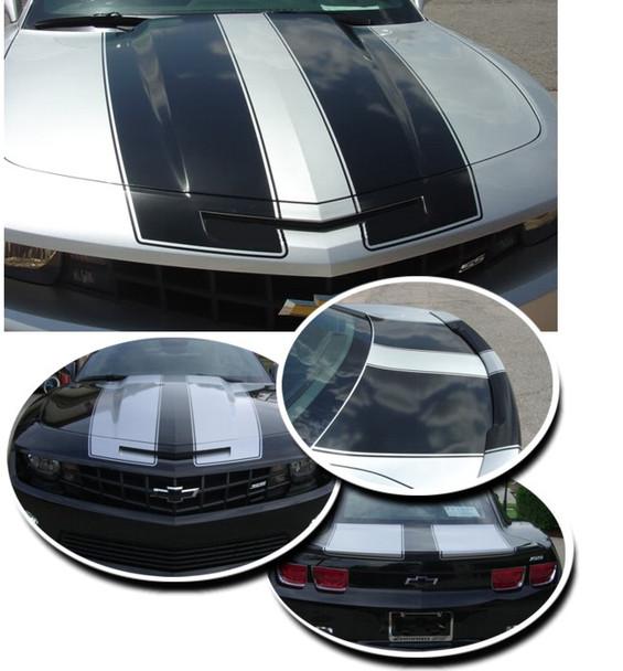 """Chevy Camaro """"BumbleBee"""" Stripes Kit '09-'15"""