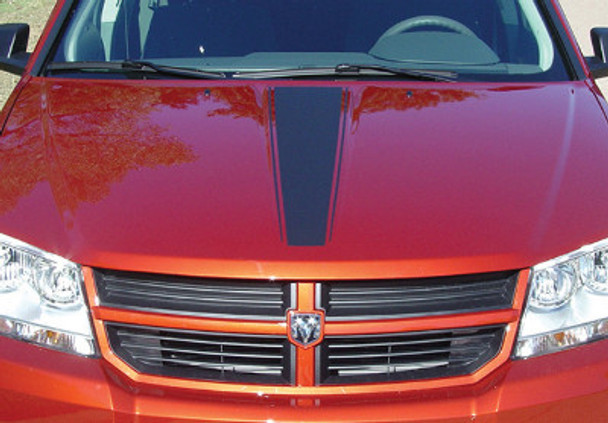 Hood Decal for Dodge Avenger