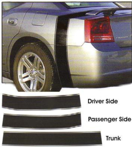 Dodge Charger R/T Trunk Stripe
