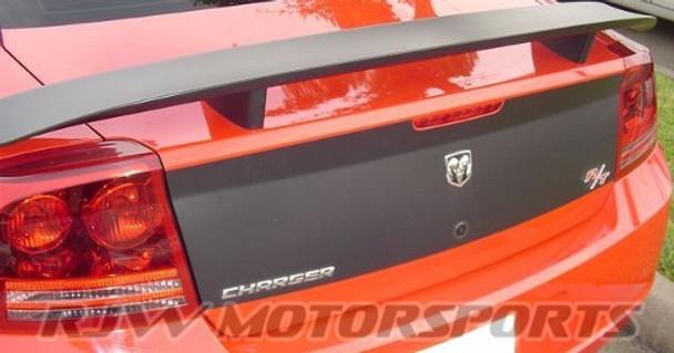 Dodge Charger Rear Blackout