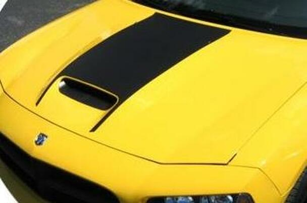 Dodge Charger SRT-8 Hood Decal