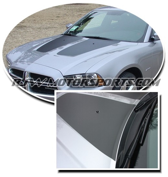 Hood Graphic for 2011-2014 Dodge Charger