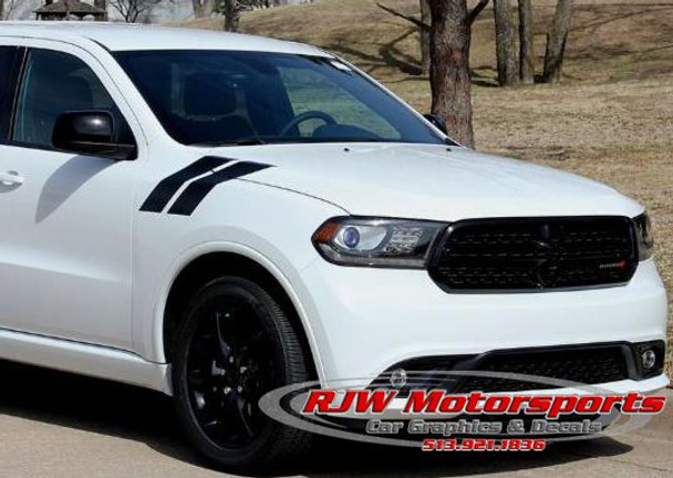 Double Bar Stripes for 11-Up Dodge Durango