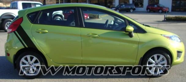 Euro Side Stripe for Ford Fiesta