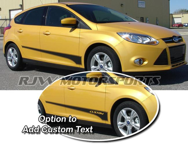 Converge Decal Kit for 2012-Up Focus