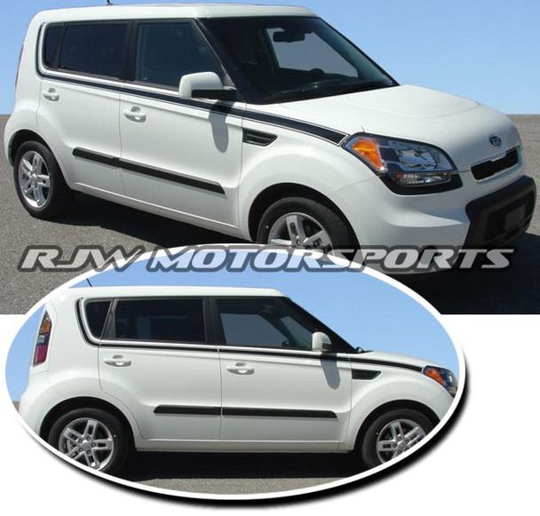 Soul Mate Decal Kit for Kia Soul