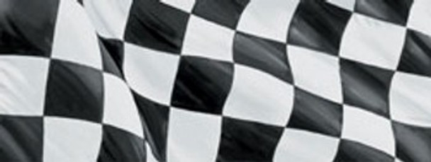 Glasscapes - Checkered Flag