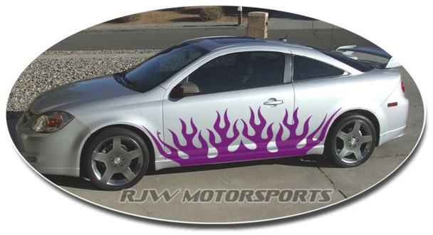 Flames Decal 02