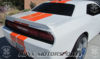 Challenger rally stripes