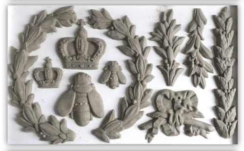 Laurel 6x10 Decor Moulds