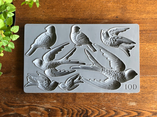 Birdsong Decor Moulds