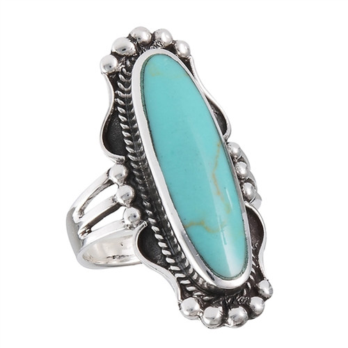 Sterling Ring w/Turquoise 2020
