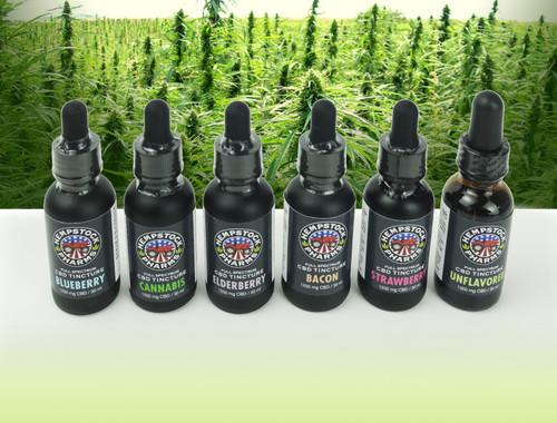 Cannabis CBD Tincture