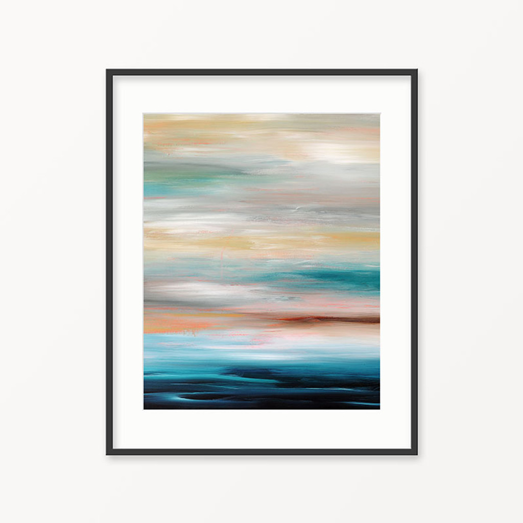 Printable seascape painting by Julia Bars