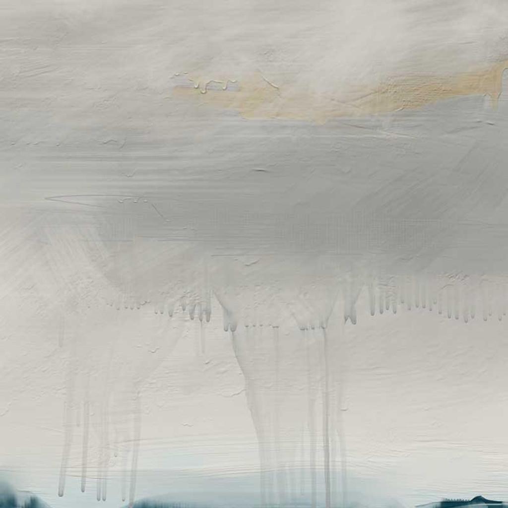 close up image of coastal art print