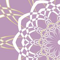 close up image of mandala design