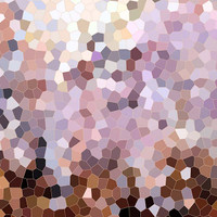 close up image of abstract mosaic design