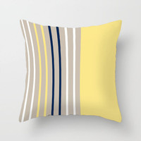 Decorative Pillows for Couch, Cushion Covers, Blue, Yellow, Gray