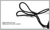 NEW! DOS Cloth Mask with Adjustable Ear Loop, Metal Nose Bridge