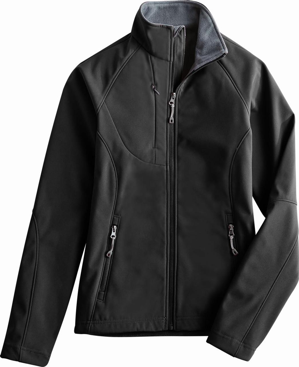 Ladies  MATRIX Bonded Soft-Shell Jacket - DOS Logo - BKK Inc.  FARA ... d9deb1f6ec