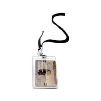 Clear Badge Holder