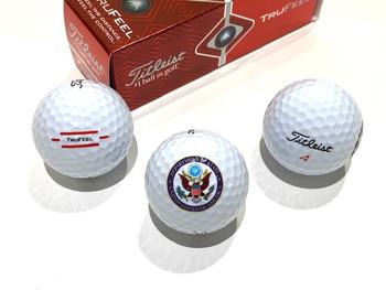 Golf Balls - Box of Titleist 12 balls/DOS Logo