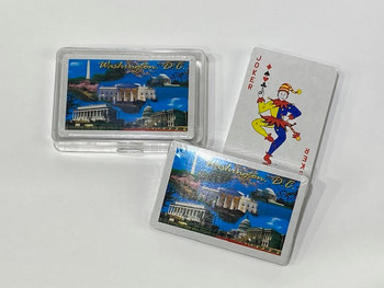 Playing Cards - Washington, DC